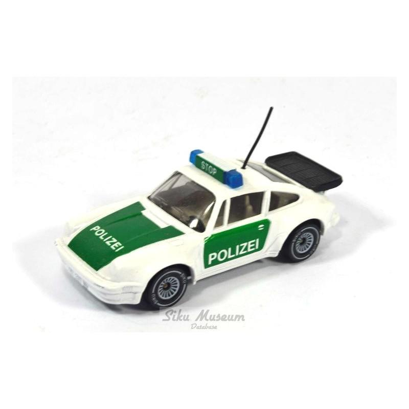 Porsche 911 Turbo Polizei