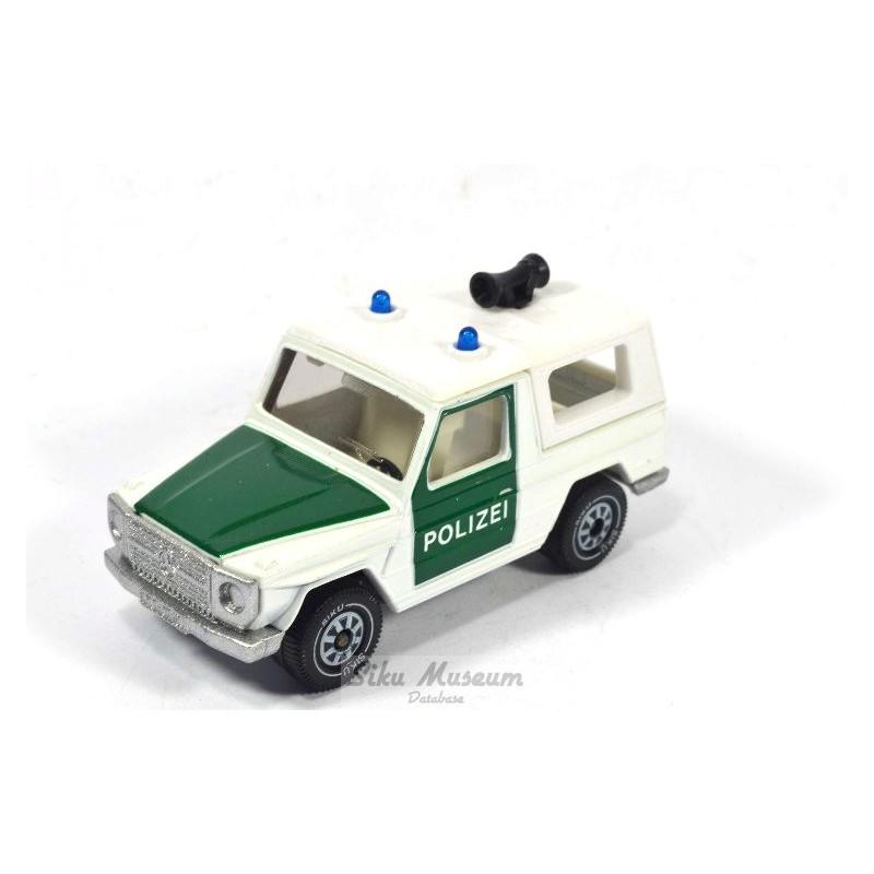 Mercedes GE Polizei
