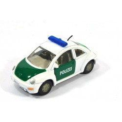 Volkswagen New Beetle Polizei