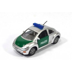 Volkswagen New Beetle Polizei