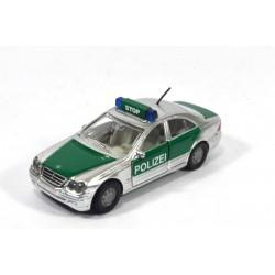 Mercedes C320 Polizei