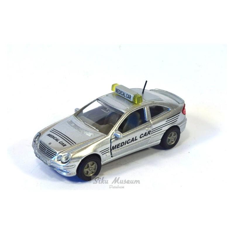Mercedes C32 Coupe Medical Car