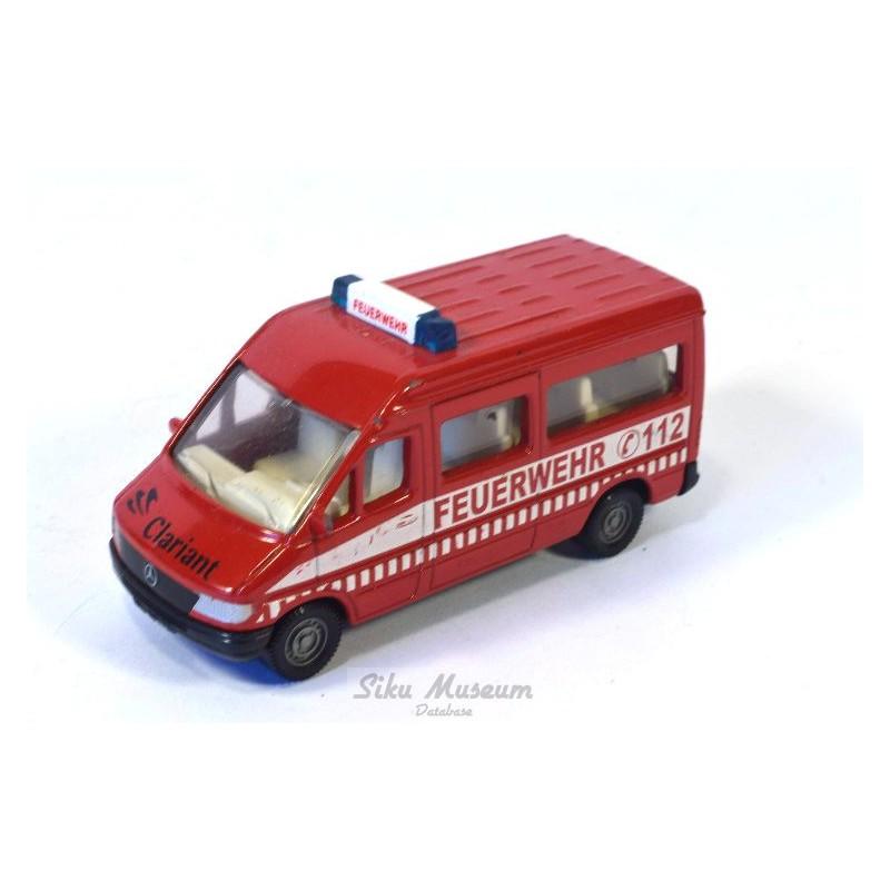 Mercedes Sprinter Feuerwehr Clariant