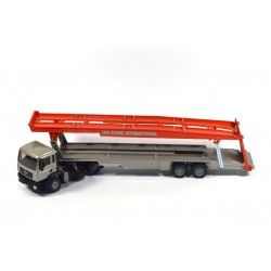 MAN TGA car transporter