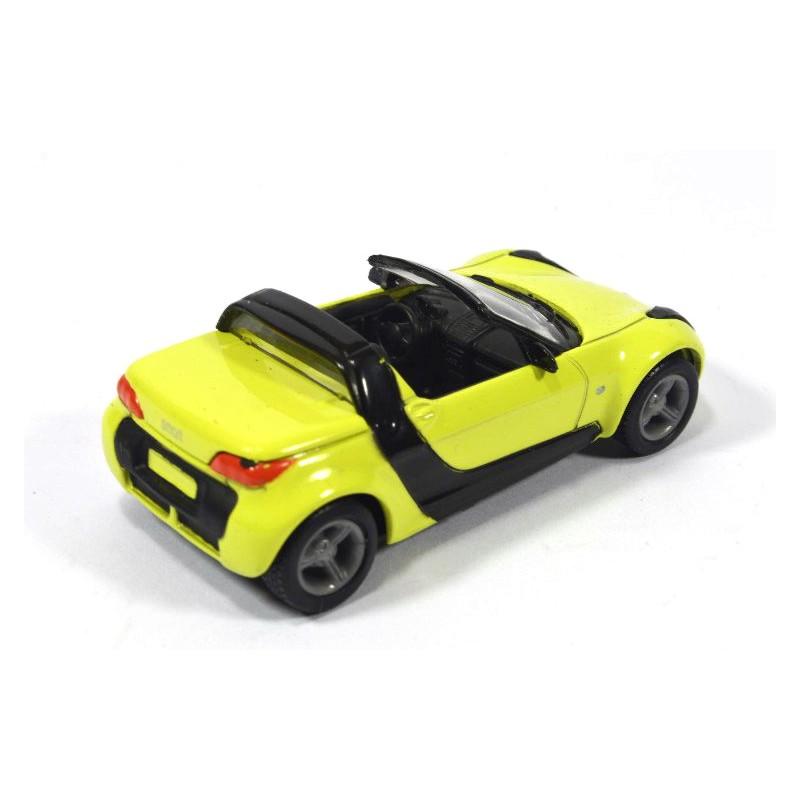 siku 1065 smart roadster cabrio smartware online siku museum. Black Bedroom Furniture Sets. Home Design Ideas