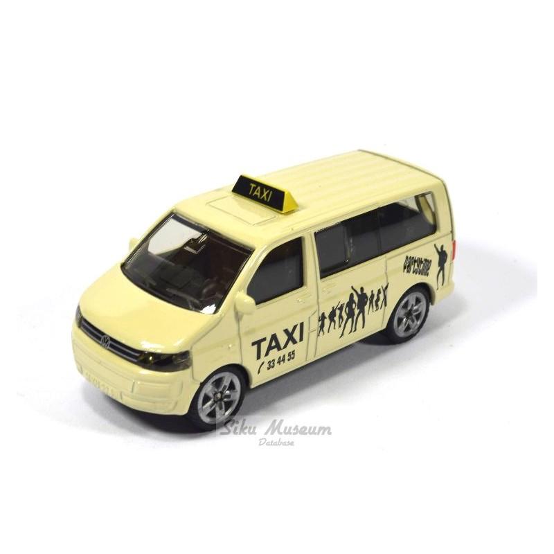 Volkswagen T5 facelift Taxi