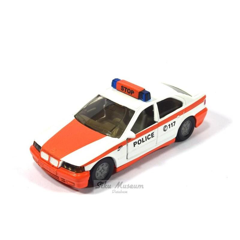 BMW 320i Police