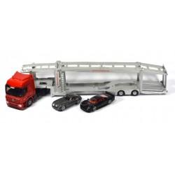 Mercedes Actros autotransporter