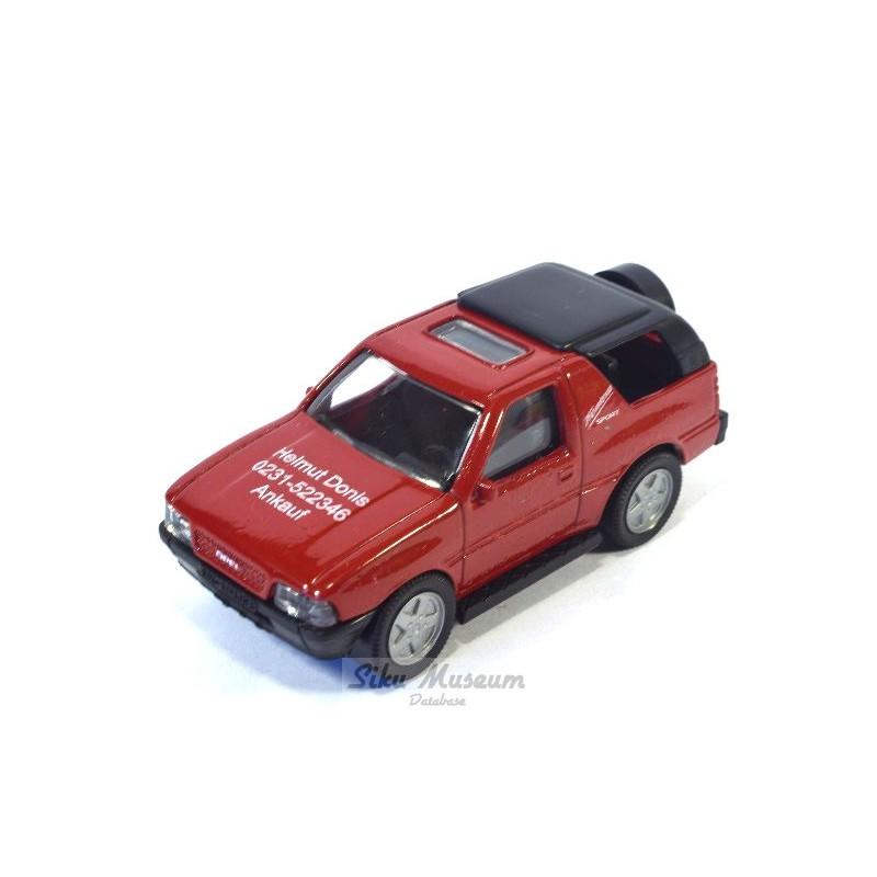 Opel Frontera Helmut Donis