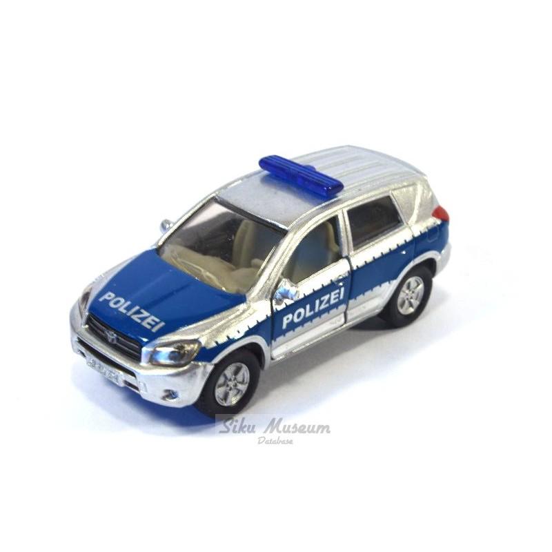 Toyota RAV 4 Polizei