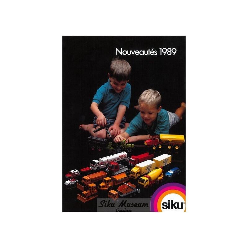 Neuheiten 1989