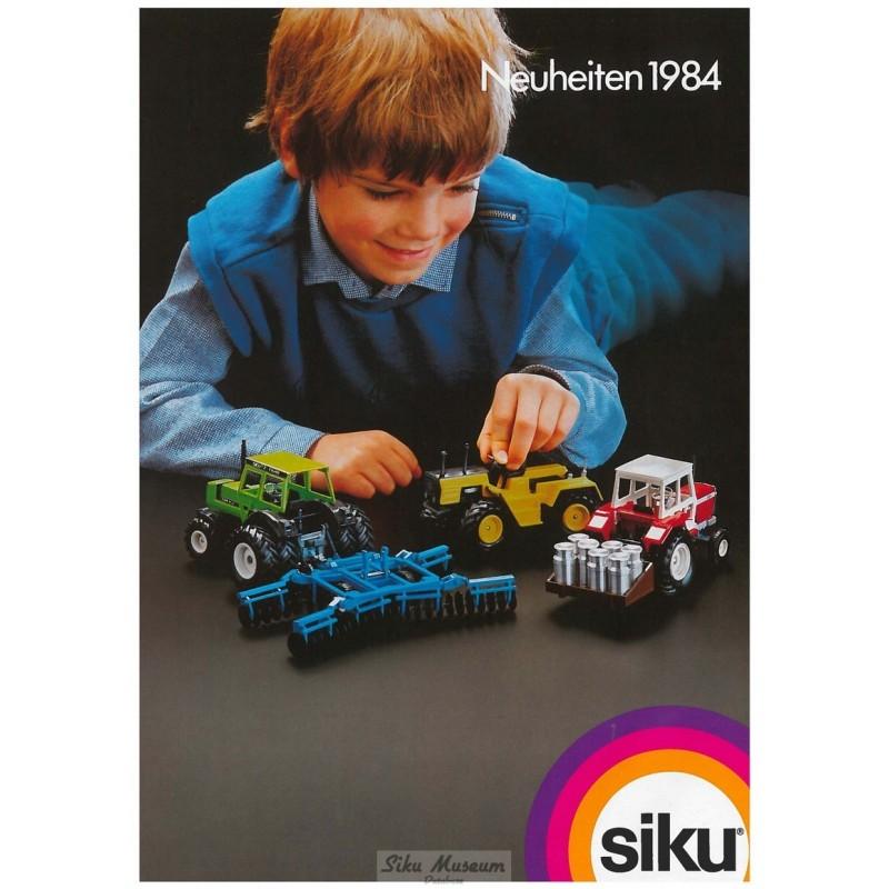 Neuheiten 1984