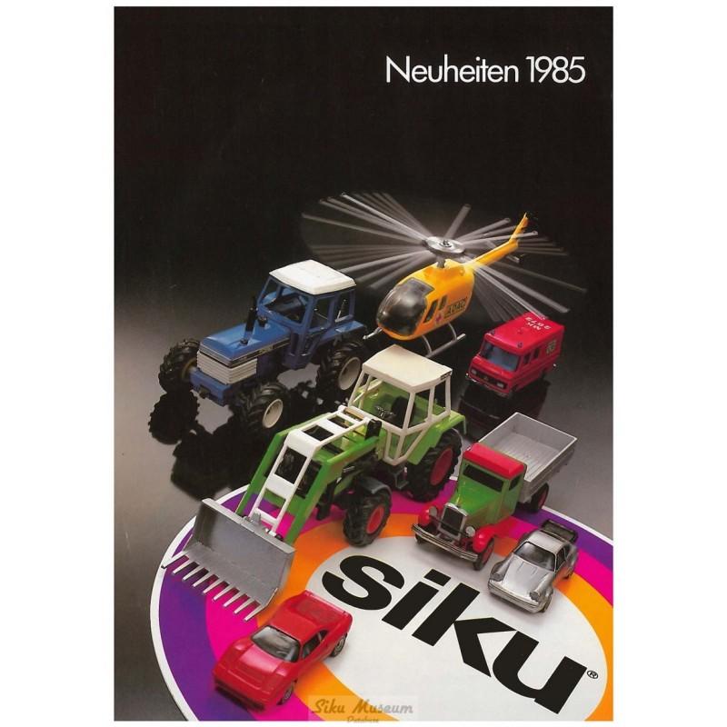 Neuheiten 1985