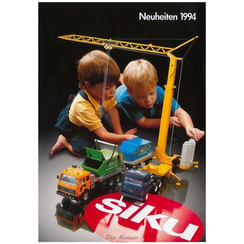 Neuheiten 1994