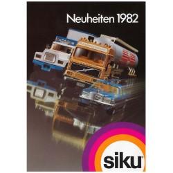 Neuheiten 1982