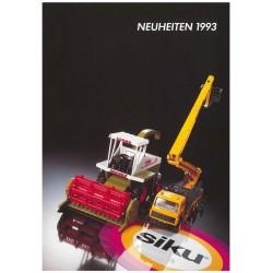 Neuheiten 1993