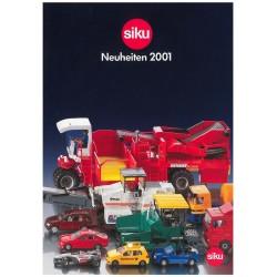 Neuheiten 2001