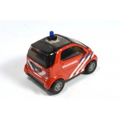 Smart Fortwo Brandweer