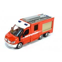 Mercedes-Benz Sprinter 6x6 Feuerwehr