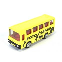 Mercedes travel coach Foto Safari