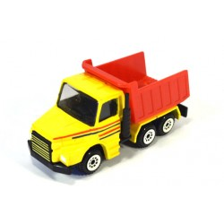 Scania tipping truck