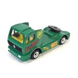 Mercedes race truck