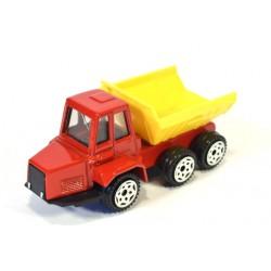 Volvo dumper truck