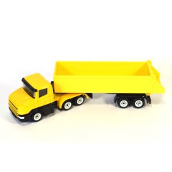 Scania tipping trailer