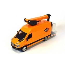 Mercedes Sprinter mit Hubarbeitsbühne