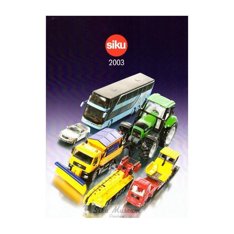Fachhandels-Katalog 2003