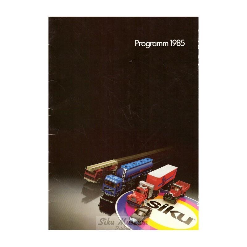 Dealer book 1985