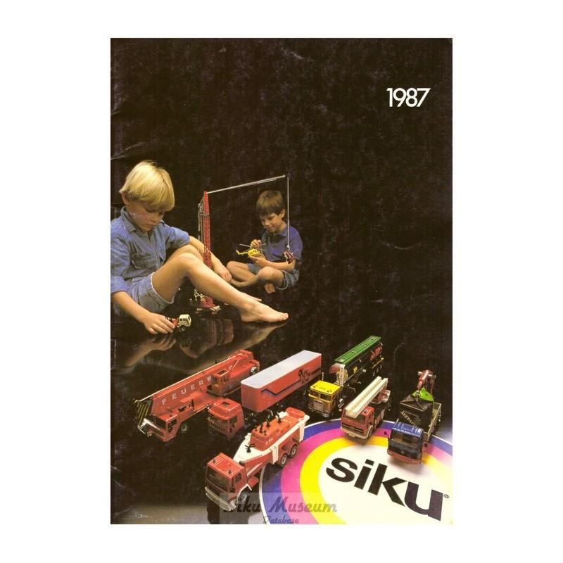 Fachhandels-Katalog 1987