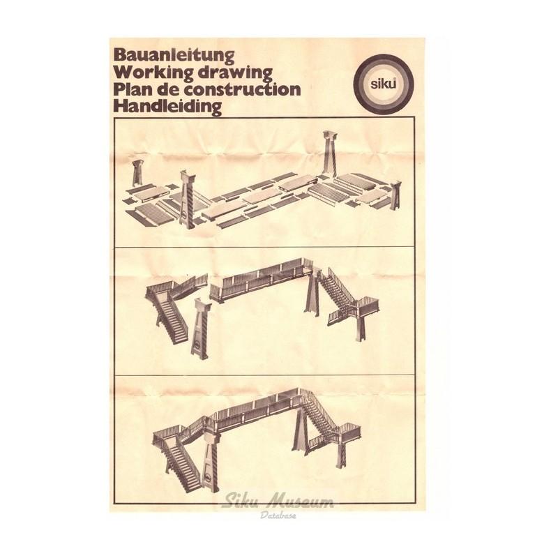 Handleiding loopbrug