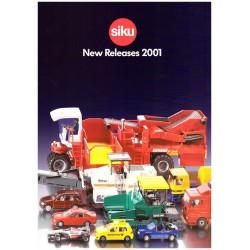 Neuheiten 2001 UK