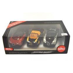 Bugatt Veyroni 3-pack D