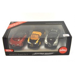 Bugatti Veyron 3-set D