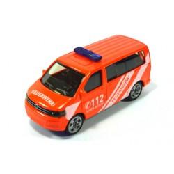 Volkswagen T5 facelift Multivan Feuerwehr