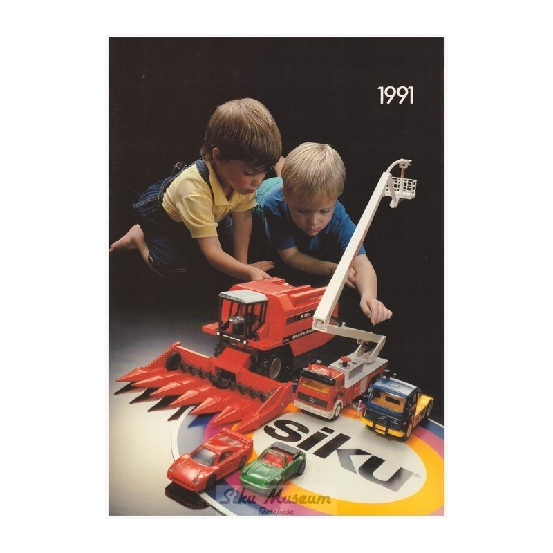 Dealerboek 1991