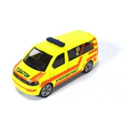 Volkswagen T5 facelift Kindernotarzt