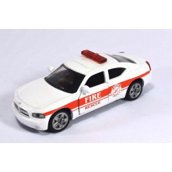Dodge Charger Fire Rescue
