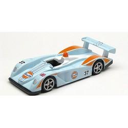 Audi R8 GT racing car GULF