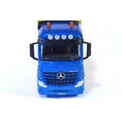 Mercedes Arocs mit Kippmulde