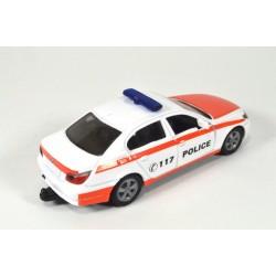 BMW 545i Police
