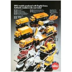 English export models