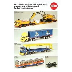 Englische Exportmodelle