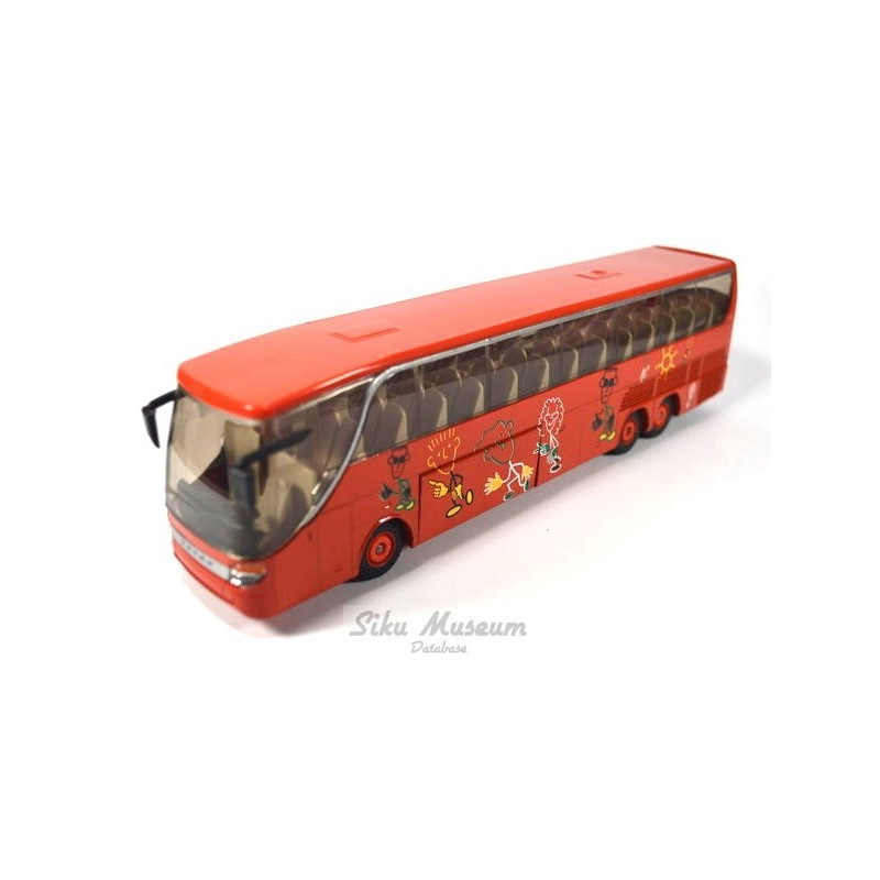 Setra travel coach