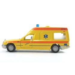 Mercedes 260E Binz ambulance Zuid Holland Zuid