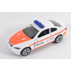BMW M3 Coupe Police