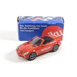 Mercedes SLK Bornelund