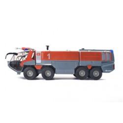 Rosenbauer airport fire truck